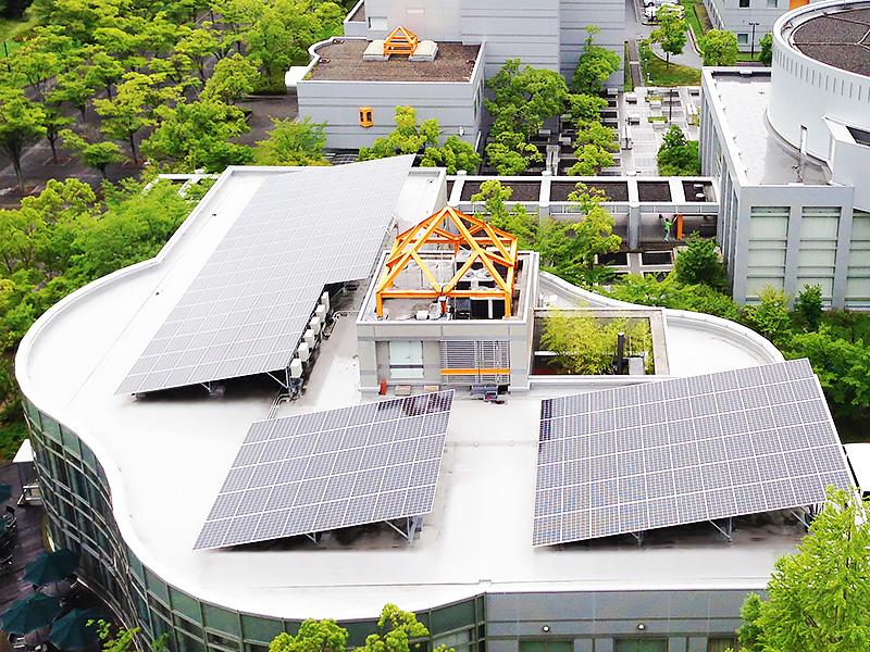 太陽光発電システムについて